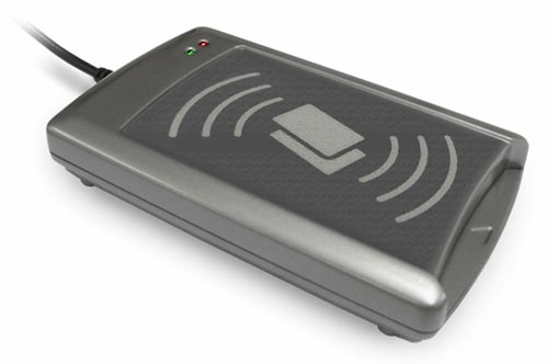 ACS ACR128U - Dual Interface Contactless Mifare Reader - contact and contactless card technology