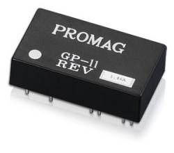 Promag GP11 RFID Module with Antenna - Small RFID reader module with integrated antenna for OEM applications. PCB plug-in fitting