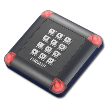 Promag LBR700 - Mifare Sector Reader Keypad - Configurable Mifare sector data reader. Can read Mifare MAD1/MAD2 standard cards