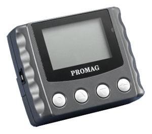 Promag MFR120 Portable Mifare/Felica UID Reader Data Collector - Mini portable Mifare/Felica UID reader with LCD and built-in real time clock for data collection