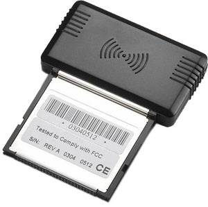 Promag CF117 / CF122 - Animal RFID reader with CF interface for PDA  - Compact 134.2kHz RFID reader module for PDA / Pocket PC with CF card interface.