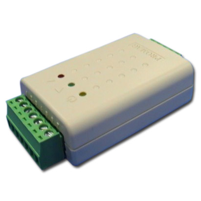 Promag CON100iB - Wiegand, RS232, Clock & Data (MSR), Dallas iButton Converter - Converts from Wiegand, RS232, Clock & Data (MSR) or iButton to RS232, MSR or Wiegand format