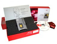 ACS AET63 BioTRUSTKey SDK - Smart card development kit. Smart card reader with fingerprint sensor