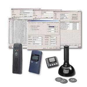 Promag Patrol Manager Software - Security patrol software designed to work with GS1000, WM3000, GS2000, PCR120 and RFID tags.