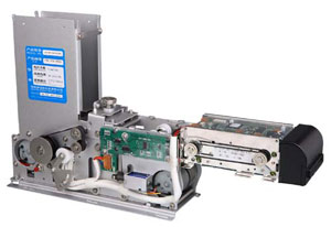 CRT580 Series - Card Issuing Machine - motorised, read/write and dispense/capture magnetic/IC/RFID cards