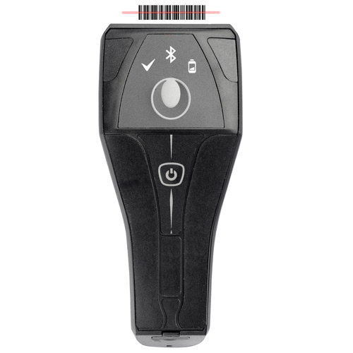 Mini Bluetooth Barcode Scanner - Tough, Waterproof Handheld Barcode Scanner