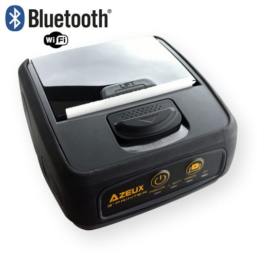 WiFi and Bluetooth Receipt Printer - PP-38T5 - High speed bluetooth & wifi thermal receipt printer